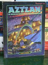 Aztlan Shadownrun RPG Sourcebook 7213