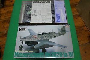 Hasegawa 1/32 Me-262B1a-U1 Hi-Grade kit
