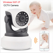 Wireless WiFi HD 720P IP Camera Home Security P2P Network CCTV System Pan Tilt
