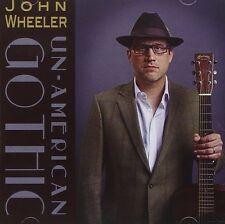 John Wheeler-Un-American Gothic CD   New