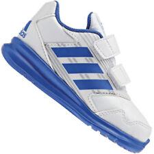 Scarpe sneakers per bambini dai 2 ai 16 anni chiusura a strappo , Numero 24