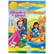 Enchanted Tales: Beauty and the Beast/Pocahontas (DVD, 2013)