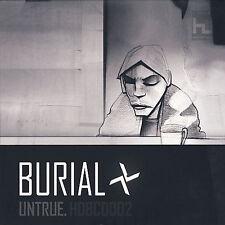 Untrue by Burial (Dubstep) (CD, Nov-2007, Hyperdub)