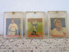 "Set of 3  ""GOUDEY GUM"" BASEBALL TRADING CARDS"