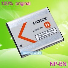 Original Genuine Sony NP-BN Battery For DSC-TX55 TX66 TX200 WX100 BC-CSN NP-BN1