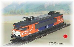 Märklin 37205 E-Lok Serie 1600 der HUSA NL mfx Sound Metall #NEU in OVP#