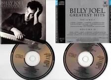 "BILLY JOEL ""Greatest Hits Vol1 & Vol2"" (2 CD) 25 Titres 1985"