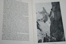 Premier de Cordée,R. FRISON-ROCHE,Vromant,1951,Illustré
