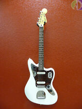 Squier Vintage Modified Jaguar Electric Guitar, Olympic White, Free Shipping USA