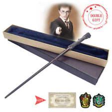 Harry Potter Zauberstab Magic Wand Box Hogwarts Ticket Wappen Sticks Zauber