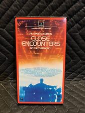 Close Encounters of the Third Kind (Vhs) The Special Edition