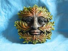 Tree Ent Face Wall Plaque Autumn Cover/Myth and Fantasy/Garden /Sculpture/80606
