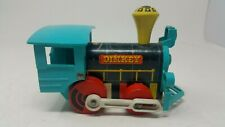 Fisher Price Dinky Toy Train Engine Snoopy Express Aviva Hasbro Toy Train Engine