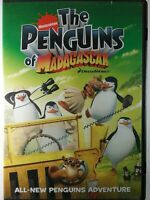 The Penguins of Madagascar DVD Nickelodeon