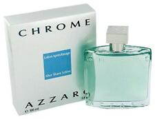 A/S MEN Chrome Azzaro 3.3 oz 3.4 oz/ 100ml After Shave Spray  New In Box