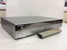 Daewoo DVD RECORDER - DQR-1000D COMES WITH REMOTE.