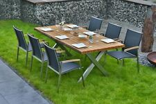 Gartenmöbel Edelstahl günstig kaufen | eBay