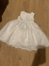 Sarah Louise Dress 18 Months Flower Girl/ Christening