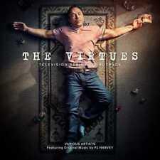The Virtues: PJ Harvey, Various Artists. Soundtrack (NEW 2 VINYL LP)
