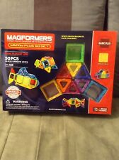 Magformers Window Plus 50pc Set 3D Brain Training