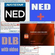 Navistar Ned 2018 Diagnostics+Diamond Logic Builder