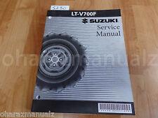 2004 2005 SUZUKI LT-V700F Service Manual