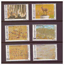 Botswana MNH 1977 Historical Monuments set mint stamps