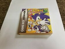 Sonic Advance 3 (Nintendo Game Boy Advance, 2004) new gba