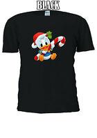 Disney Christmas Baby Donald Duck best gift T-shirt  Men Women Unisex V110