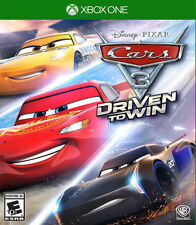 Cars 3: Driven to Win Xbox One New Xbox One, Xbox One