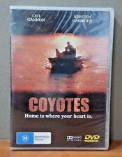 Coyotes       DVD  (PAL,All Regions)   BRAND NEW
