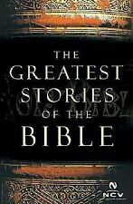 The Greatest Stories of the Bible  Hardcover