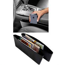 Car Seat Gap Storage Box Auto Slit Catch Catcher Organizer Pouch Holder for Audi