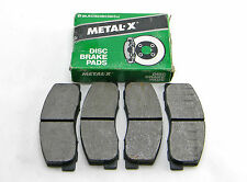 SET OF 4  NEW AUTOSPECIALTY  28-328-01  REAR METAL-X DISC BRAKE PADS