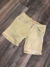 Rock Revival Shorts Key Lime women's size 27 Nice