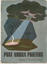 AA.VV. POST NUBILA PHOEBUS TIP. IL GIOVANE ITALIANO ANNI '50 -L4530  DON ORIONE