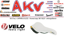 SELLA VELO PLUSH MODELLO COMFORT CITY 6091 BIANCA 442602125 MTB OLANDA BIKE