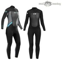 OSPREY LADIES 5MM FULL WETSUIT WOMEN WINTER  ORIGIN blue kayak bodyboard ref 23