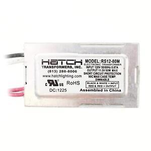 HATCH - RS12-80M