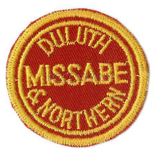 Patch- Duluth, Missabe and Northern Railway (DMN) #2033- NEW- Free Shipping
