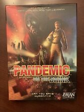 Pandemic Board Game - On the Brink expansion