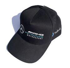 Mercedes Benz AMG Petronas Formula 1 F1 Black Hat Lewis Hamilton