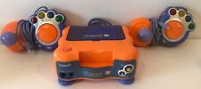 Vetch Vsmile Television Learning Console 2 Joystick Controllers 3 Games Cables