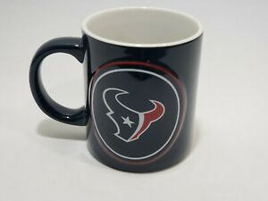 NFL Houston Texans Blue, White & Red Sculpted Coffee Mug By Boelter Brands