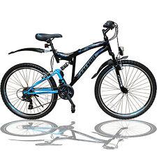 Fahrrad 24 Zoll In schwarz matt