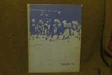 1975 Talladega Academy School Yearbook, Talladega, Alabama Annual