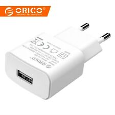 ORICO Mobile Phone Charger 5V2A Portable Travel Charger Wall Adapter EU Plug 10W