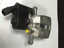 REAR BRAKE CALIPER MOTOR RH SIDE AUDI A6 C6 TDi TFSi 41MM SOLID DISC OE