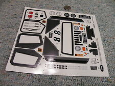 Stickers R/C radio Controlled Team HPI Racing Rubicon 8    B12