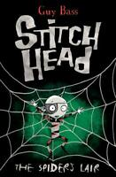 The Spider's Lair (Stitch Head), Bass, Guy, New